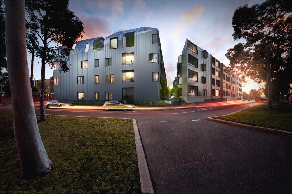 201/380 Queensberry Street, North Melbourne