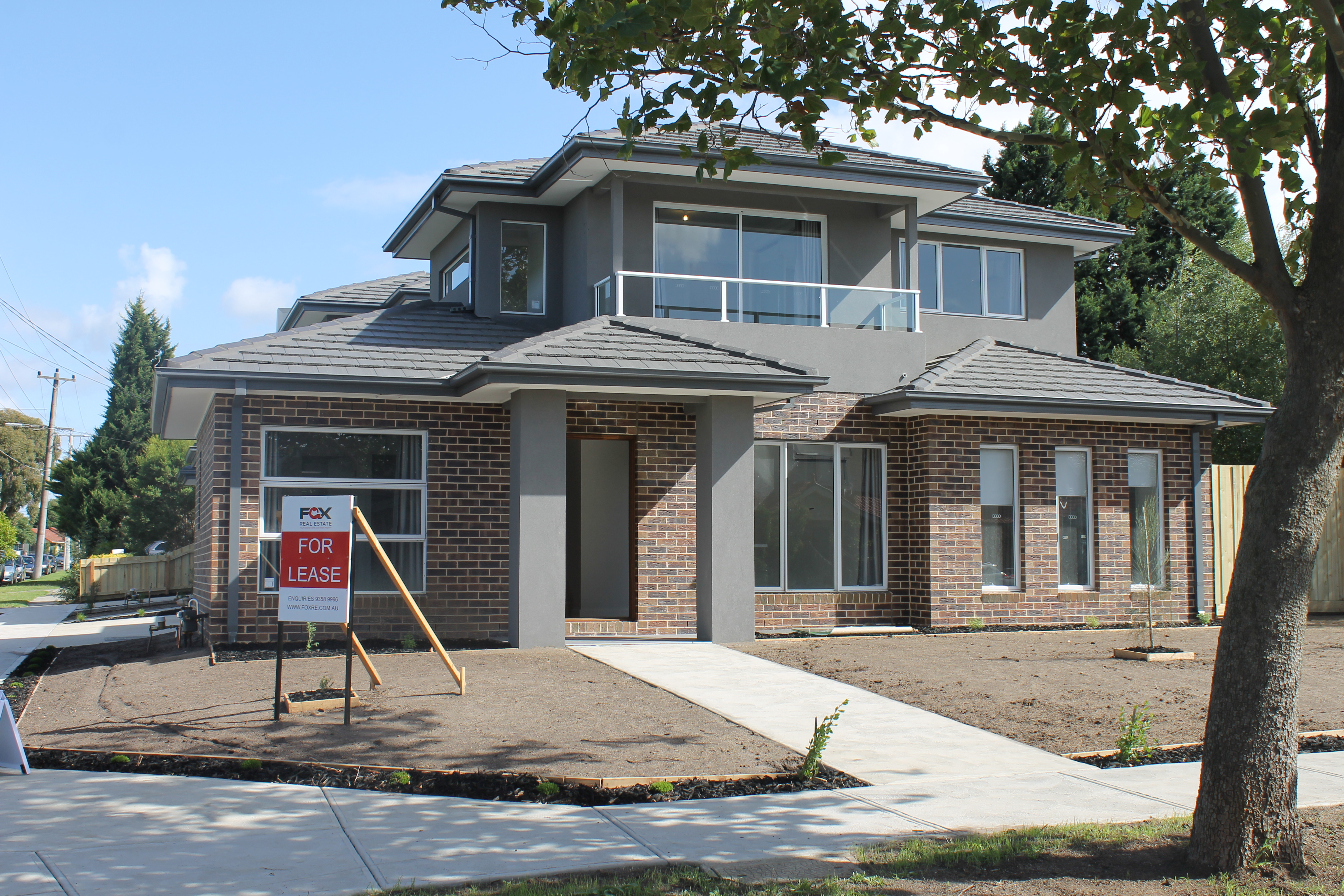 Only 2 Brand New Townhouses Left for lease