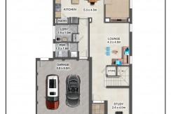 DS floorplan